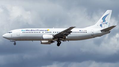 SX-MAM - Boeing 737-446 - Air Mediterranean