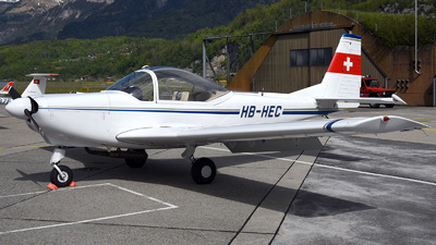 HB-HEC - FFA AS-202/15 Bravo - Private