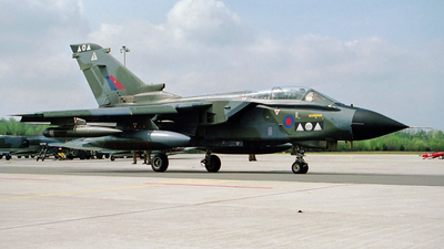 ZA398 - Panavia Tornado GR.1A - United Kingdom - Royal Air Force (RAF)
