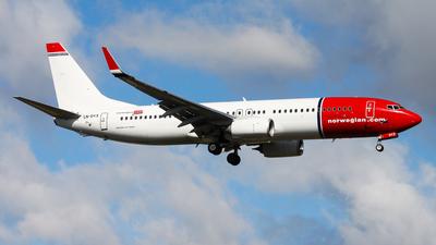 LN-DYX - Boeing 737-8JP - Norwegian