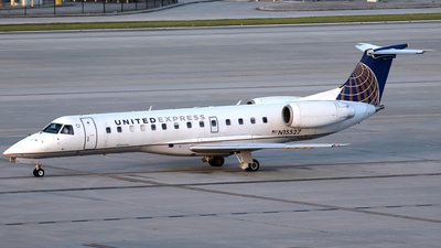 N15527 - Embraer ERJ-135ER - United Express (ExpressJet Airlines)