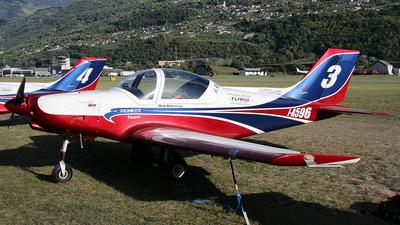 I-A596 - Alpi Pioneer 330 - Alpi Pioneer Team