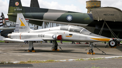1104 - Northrop F-5B Freedom Fighter - Taiwan - Air Force