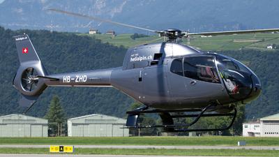 A picture of HBZHD - Eurocopter EC120B Colibri - [1432] - © Fabrizio Gandolfo