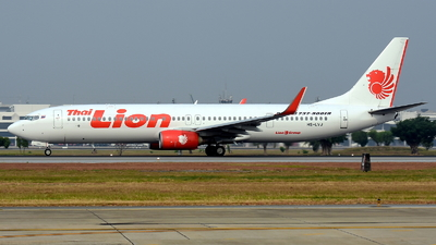HS-LVJ - Boeing 737-9GPER - Thai Lion Air