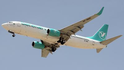 AP-BND - Boeing 737-8GJ - Serene Air