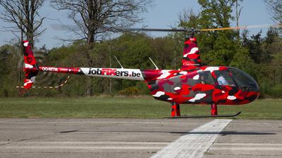 OO-MTM - Robinson R44 Raven II - Helibusiness