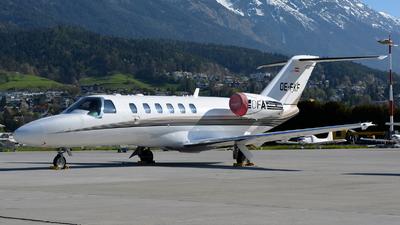 OE-FKF - Cessna 525A CitationJet CJ2 - Fly Tyrol