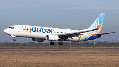A picture of A6FEI - Boeing 7378KN - FlyDubai - © Robert Dumitrescu