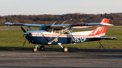 N257CP - Cessna 172S Skyhawk - United States - US Air Force Civil Air Patrol
