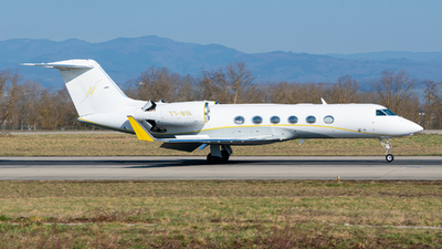 T7-MVA - Gulfstream G450 - Private
