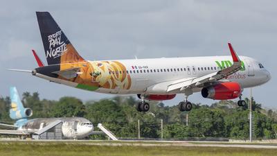 A picture of XAVAX - Airbus A320232 - VivaAerobus - © René Domínguez Barrios