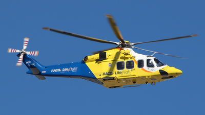 VH-XIL - Agusta-Westland AW-139 - LifeFlight Australia