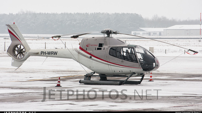 PH-WRW - Eurocopter EC 120B Colibri - Heli Holland