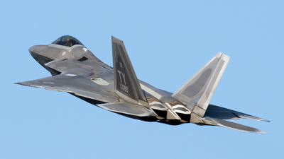 04-4080 - Lockheed Martin F-22A Raptor - United States - US Air Force (USAF)
