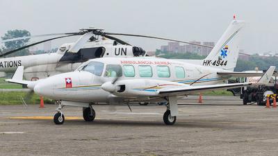 HK-4944 - Piper PA-31-350 Navajo Chieftain - Fundación Patrulla Aérea del Chocó