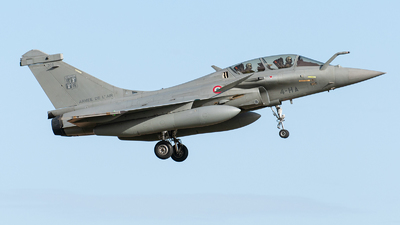 308 - Dassault Rafale B - France - Air Force