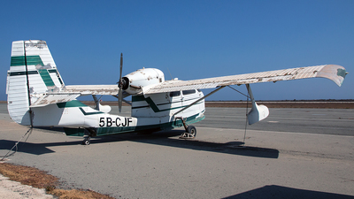 5B-CJF - Republic RC-3 Seabee - Private