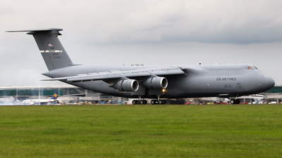 86-0026 - Lockheed C-5M Super Galaxy - United States - US Air Force (USAF)