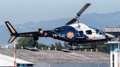 YN-CJC - Bell 222UT - Aero Rescate