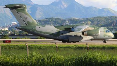 A picture of FAB2853 - Embraer KC390 -  - © Eduardo Jeppesen / GIG ao vivo