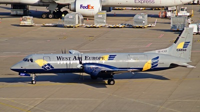 SE-KXP - British Aerospace ATP-F(LFD) - West Air Europe