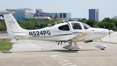 N524PG - Cirrus SR20-G3 - Private