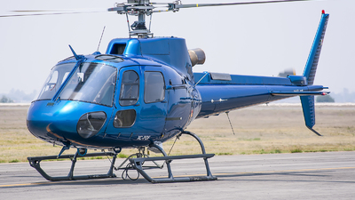 XC-PDF - Eurocopter AS 350B3 Ecureuil - Mexico - Police