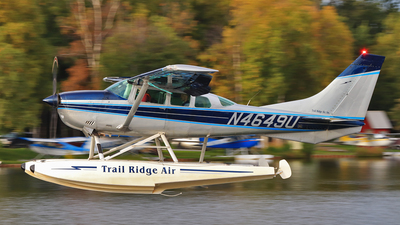 N4649U - Cessna U206G Stationair - Trail Ridge Air