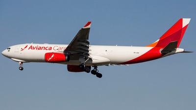 PR-ONV - Airbus A330-243F - Avianca Brasil Cargo