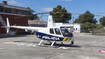 CX-MIA - Robinson R44 Raven II Newscopter - Uruguay - Police