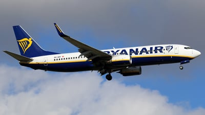 9H-QBT - Boeing 737-8AS - Ryanair (Malta Air)