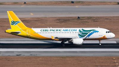 RP-C3268 - Airbus A320-214 - Cebu Pacific Air