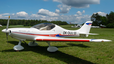 OK-OUU55 - AeroSpool Dynamic WT9 - Private