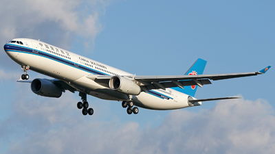 F-WWCL - Airbus A330-343 - China Southern Airlines