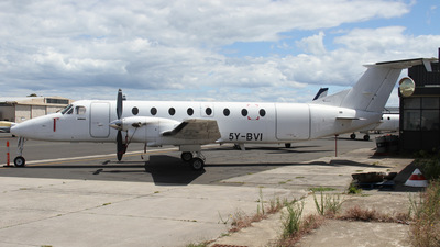 5Y-BVI - Beech 1900C-1 - Private