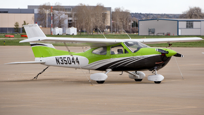 N35044 - Cessna 177B Cardinal - Private