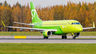 A picture of VQBYK - Embraer E170LR - S7 Airlines - © KomradAlexey