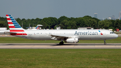 N921US - Airbus A321-231 - American Airlines
