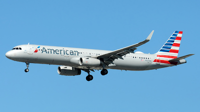 A picture of N934AA - Airbus A321231 - American Airlines - © Alexander Portas