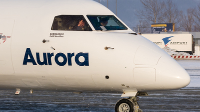 C-GSXC - Bombardier Dash 8-Q402 - Aurora