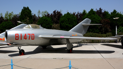 81470 - Mikoyan-Gurevich MiG-15bis Fagot - China - Air Force