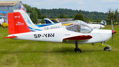 SP-YAV - Vans RV-12 - Private