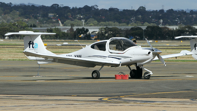 VH-YNN - Diamond DA-40 Diamond Star - Flight Training Adelaide