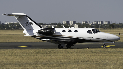 F-HAHA - Cessna 510 Citation Mustang - Ixair