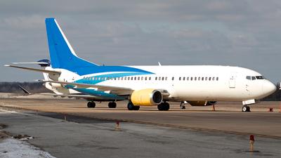 N802TJ - Boeing 737-4B7 - iAero Airways