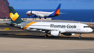 YL-LCT - Airbus A320-214 - Thomas Cook Airlines (SmartLynx Airlines)