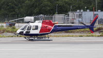 LN-OFT - Airbus Helicopters H125 - Helitrans