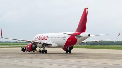 N728AV - Airbus A320-214 - Avianca