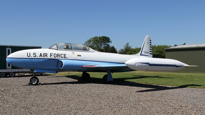 51-9036 - Lockheed T-33A Shooting Star - United States - US Air Force (USAF)